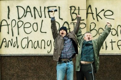 """Filme Eu, Daniel Blake inspira gritos de """"Fora Temer"""" no Brasil"""