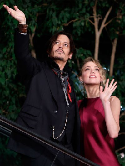 Divórcio de Johnny Depp e Amber Heard é finalizado