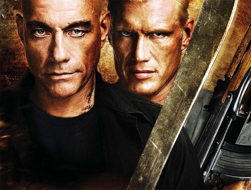 Jean-Claude Van Damme e Dolph Lundgren voltarão a filmar juntos novo thriller de ação