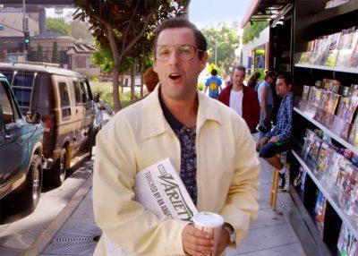 """Adam Sandler lembra que ainda é do """"business"""" em teaser de sua nova comédia da Netflix"""
