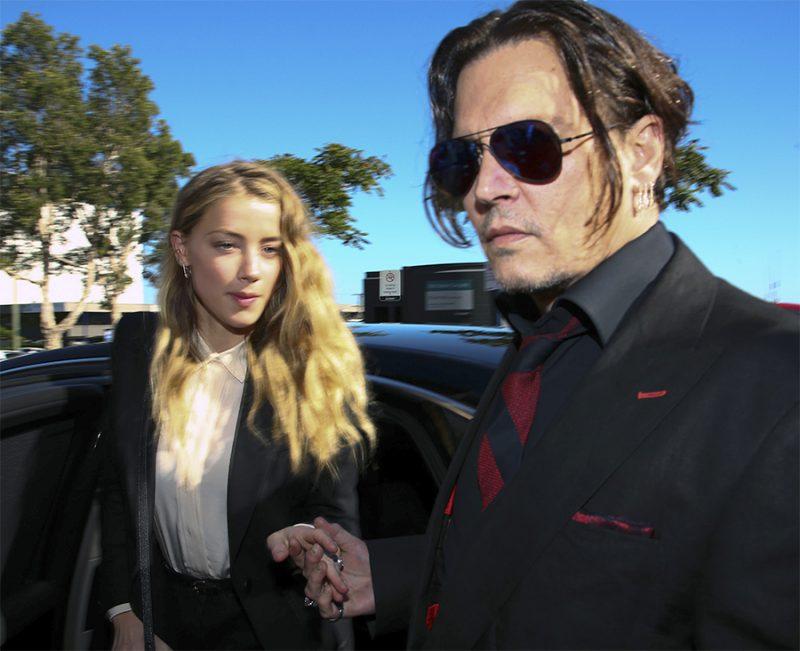 Advogada de Johnny Depp acusa Amber Heard de querer aparecer e extorquir dinheiro com divórcio