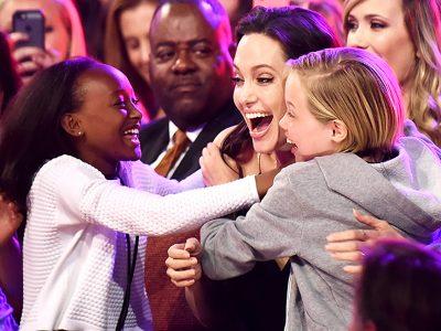 Mãe biológica da filha africana de Angelina Jolie faz apelo para conhecer a menina