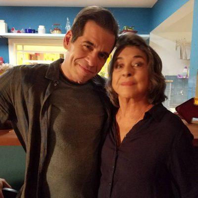 Betty Faria será sogra de Leandro Hassum na série A Cara do Pai