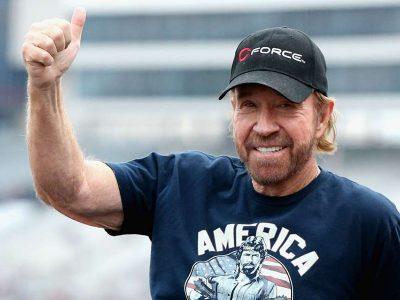 Chuck Norris cria empresa de água mineral
