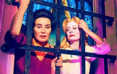 Jessica Lange e Susan Sarandon viram Bette Davis e Joan Crawford nas primeiras fotos e teasers de Feud