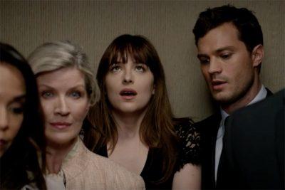 Cena do elevador de Cinquenta Tons Mais Escuros surge na íntegra em vídeo legendado