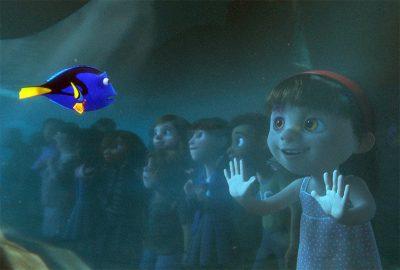 Vídeo revela o dia em que Dory encontrou a menina de Divertida Mente e todas as conexões dos desenhos da Pixar