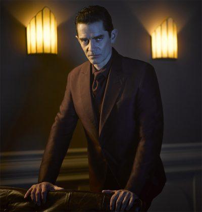 James Frain viverá o pai de Spock na nova série Star Trek: Discovery, que já não tem mais previsão de estreia