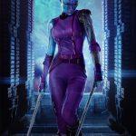 Nebula vai aparecer em Vingadores: Guerra Infinita