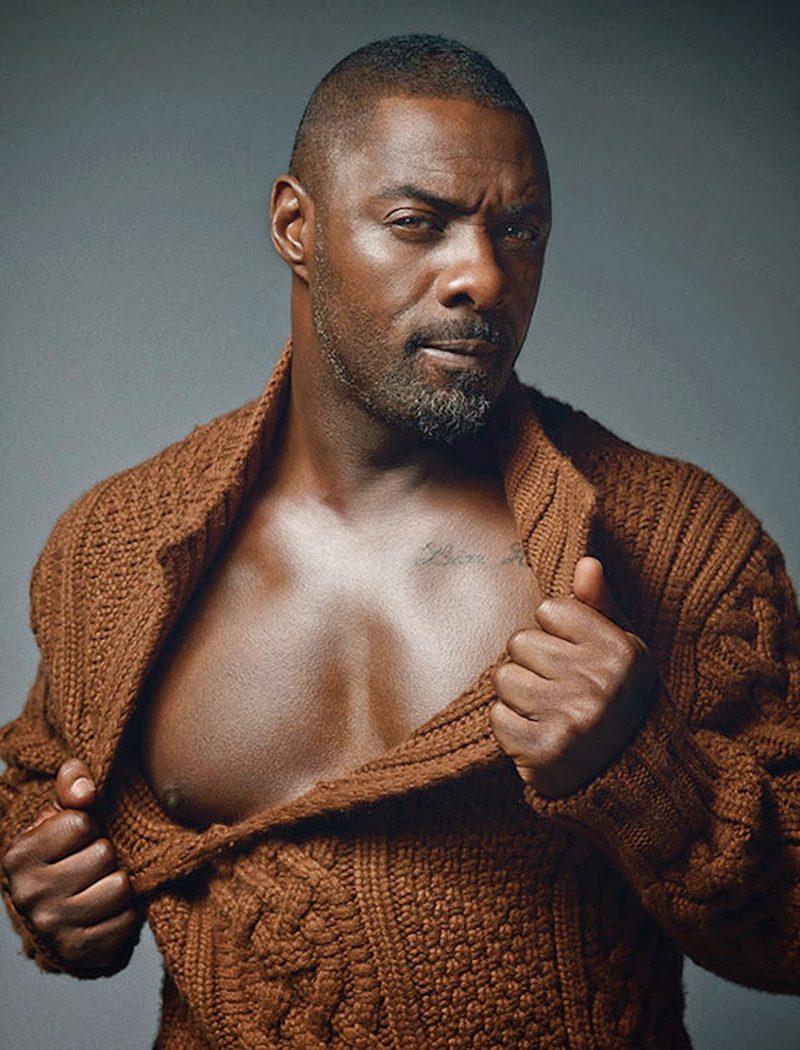 Idris Elba rifa sua companhia por uma boa causa e promete tudo que os fãs quiserem