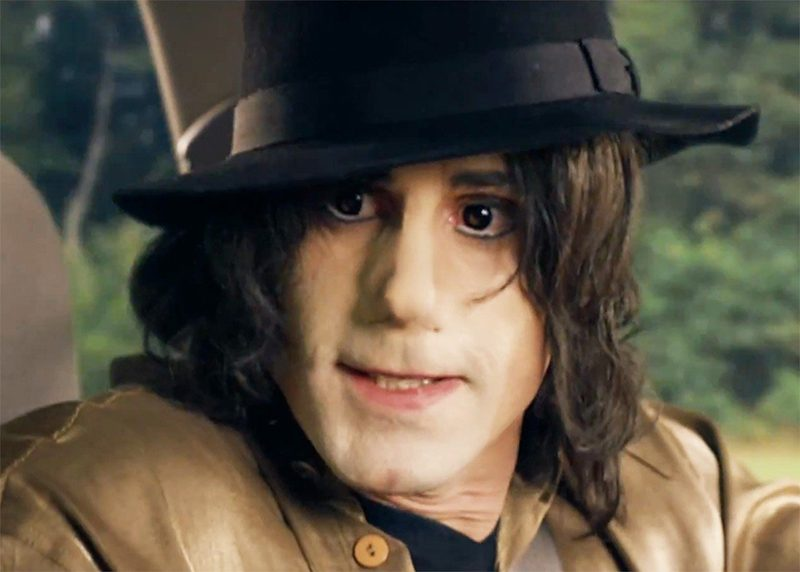 Trailer de série britânica vira polêmica ao mostrar Joseph Fiennes no papel de Michael Jackson
