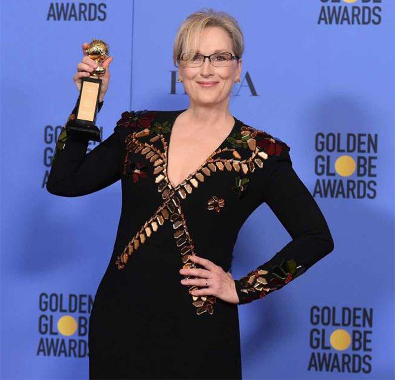 Brasileiro criador do MMA elogia a coragem e o discurso de Meryl Streep no Globo de Ouro