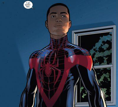 Homem-Aranha vai ganhar filme animado focado na versão de Miles Morales