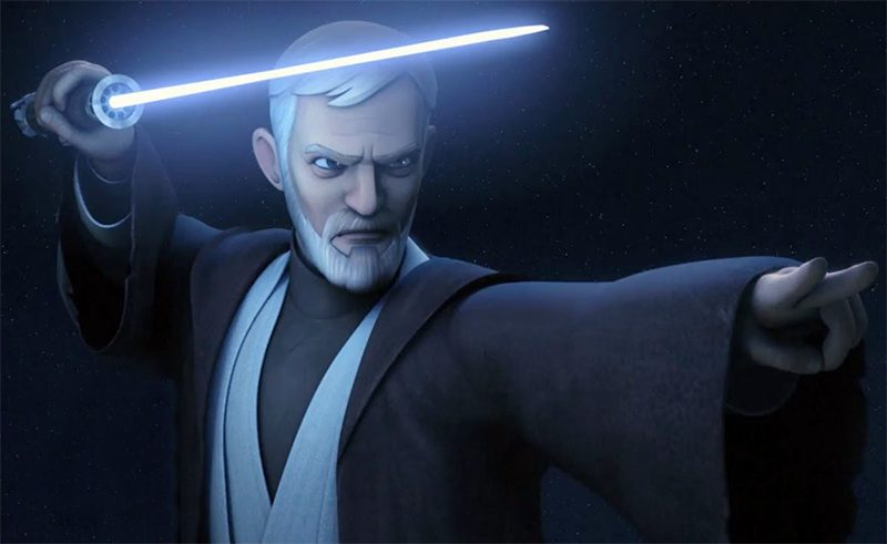 Novo trailer de Star Wars: Rebels destaca participação de Obi Wan Kenobi