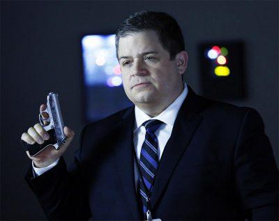 Patton Oswalt vai voltar à série Agents of SHIELD