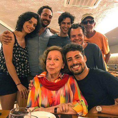 Cauã Reymond e Fernanda Montenegro começam a filmar novo drama do diretor de Amarelo Manga