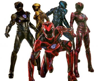 Power Rangers ganha três cenas sérias e quatro comerciais em tom de comédia