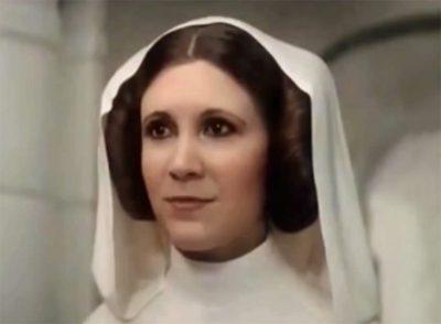 Disney esfria negociações sobre versão digital da Princesa Leia