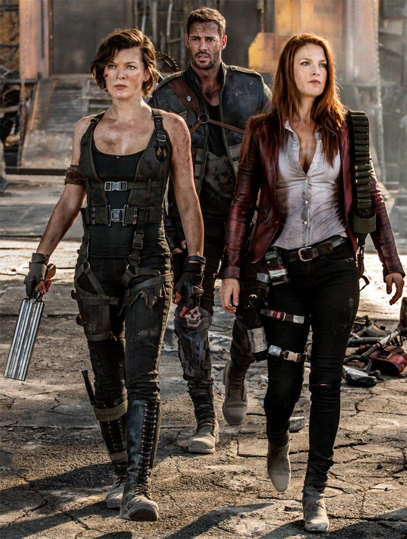 Veja 6 cenas inéditas e 27 fotos de Resident Evil 6: O Capítulo Final