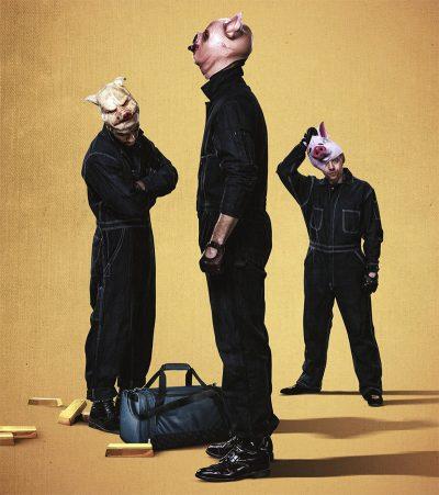 Rupert Grint e Ed Westwick trocam tiros no primeiro trailer da série baseada no filme Snatch