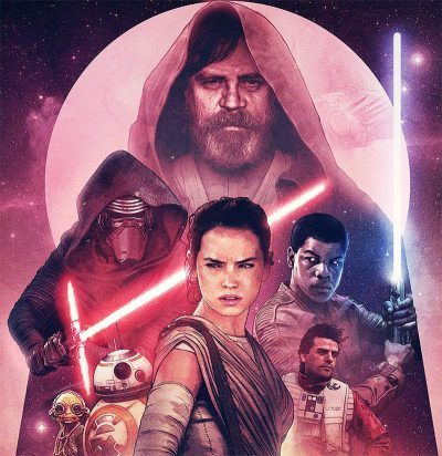 Divulgado o título oficial do próximo filme da franquia Star Wars
