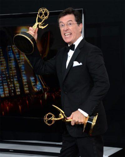 Stephen Colbert vai apresentar a premiação do Emmy 2017