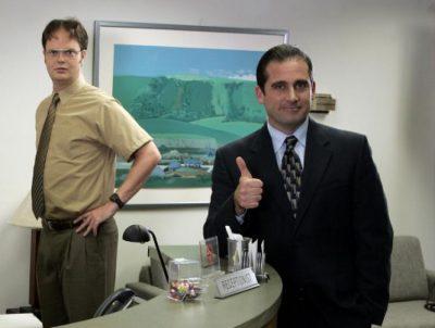 Steve Carell faz pegadinha na internet com suposta volta da série The Office