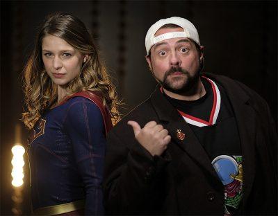 Episódio de Supergirl dirigido por Kevin Smith ganha fotos e trailers repletos de ação