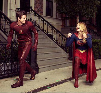 Crossover musical de Supergirl e The Flash acontecerá em março e sete atores vão cantar