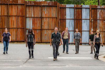 Próximos episódios de The Walking Dead ganham novas fotos