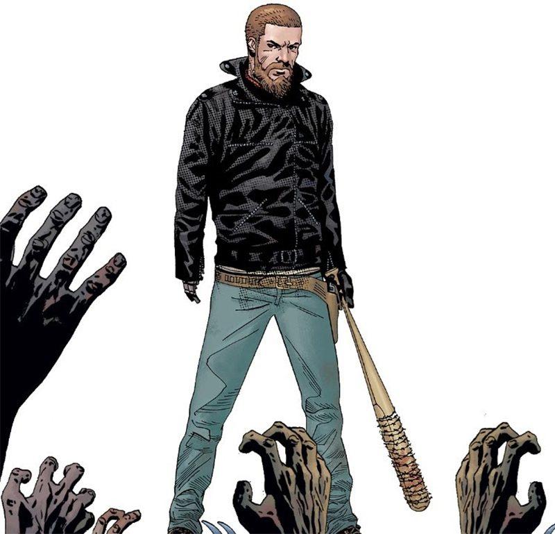 Quadrinhos de The Walking Dead sugerem que Rick vai virar um novo Negan