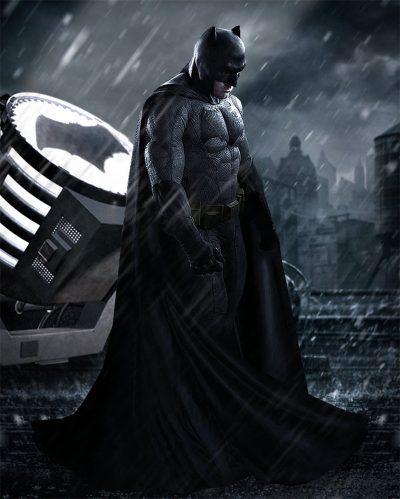 Fofoca: Ben Affleck não quer mais viver Batman no cinema