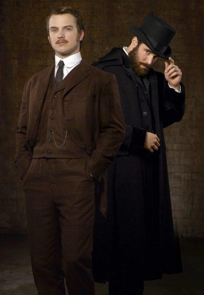 Time After Time: H.G. Wells persegue Jack, o Estripador no trailer de nova série de viagem no tempo