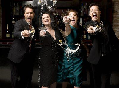 É oficial: Comercial confirma a volta da série clássica Will & Grace neste ano