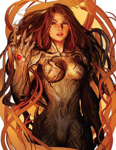 Quadrinhos de Witchblade podem ganhar nova série de TV