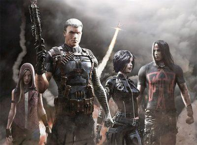 Roteiristas confirmam que Deadpool 2 vai introduzir X-Force