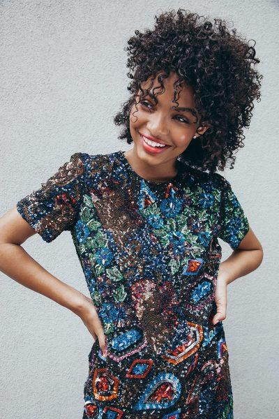 Série Black-ish pode ganhar spin-off centrado na vida de universitária de Zoey