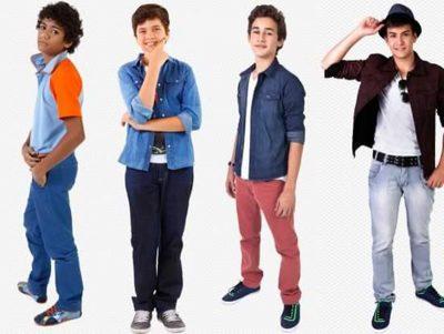 SBT desenvolve série juvenil sobre a formação de uma boy band