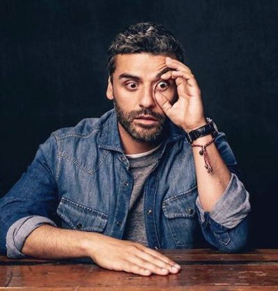 Oscar Isaac vai viver agente duplo em filme passado na 2ª Guerra Mundial