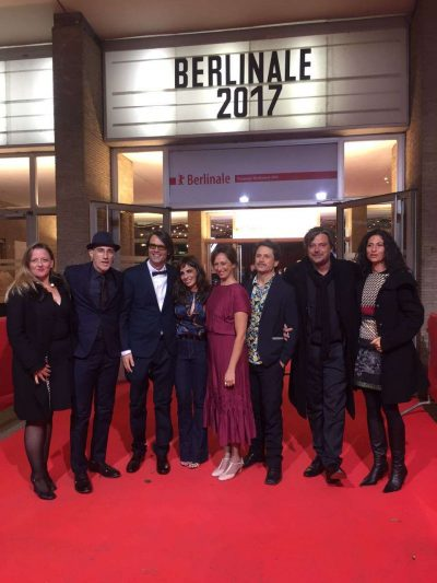 Cineastas brasileiros no Festival de Berlim se manifestam contra mudanças na política do audiovisual