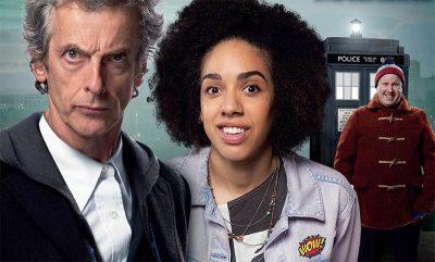 Comercial destaca a nova companheira do Doutor Who