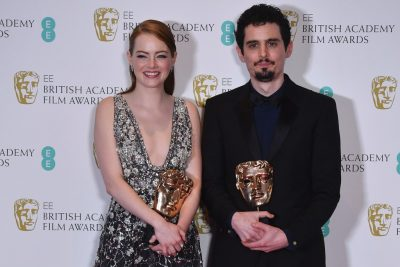 "La La Land vence o BAFTA, o ""Oscar britânico"""