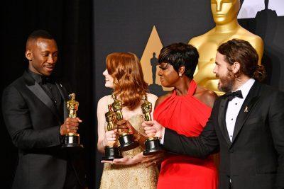 La La Land, ops, Moonlight vence o Oscar 2017