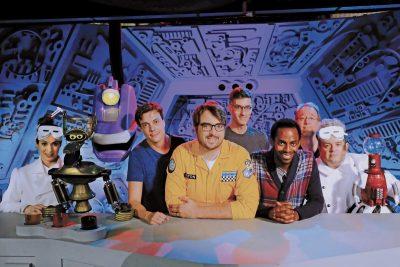Revival de Mystery Science Theater 3000 ganha primeira foto com o novo elenco