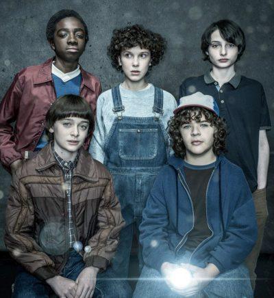 Revista revela novo visual de Onze e detalhes da 2ª temporada de Stranger Things