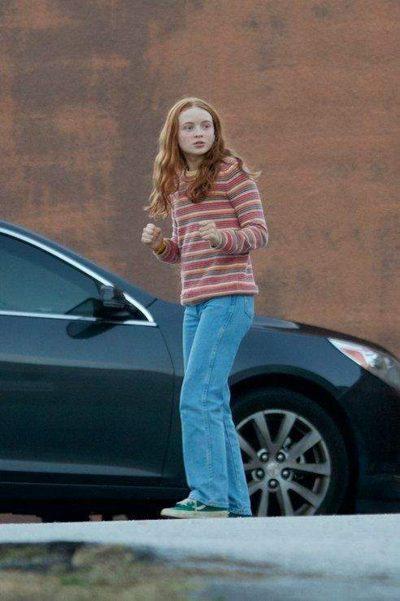 Nova personagem de Stranger Things surge em primeira foto