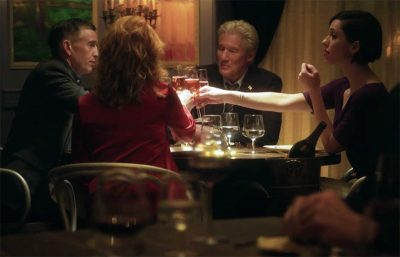 Jantar tenso de Richard Gere exibido no Festival de Berlim ganha primeiro trailer
