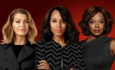 Grey's Anatomy, Scandal e How to Get Away with Murder são renovadas para novas temporadas