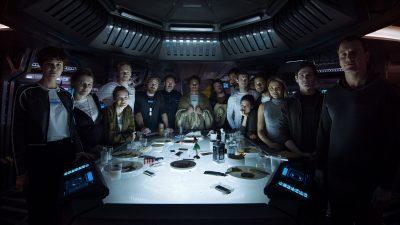 Foto de Alien: Covenant confirma James Franco no elenco
