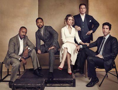 Série mais premiada do ano, The People v. O. J. Simpson chega na Netflix